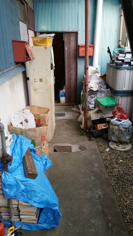 松戸市(千葉県) M様 遺品整理と不用品回収のご依頼