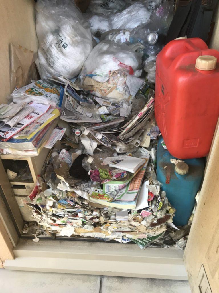 浜松市 O様 遺品整理と不用品回収のご依頼