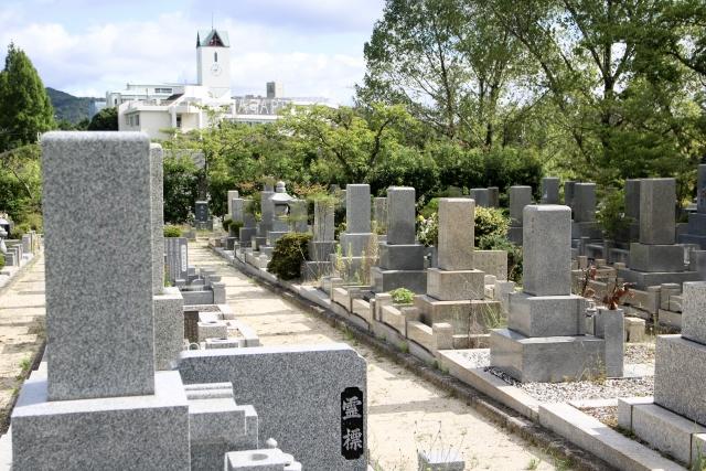 埋葬の種類 01