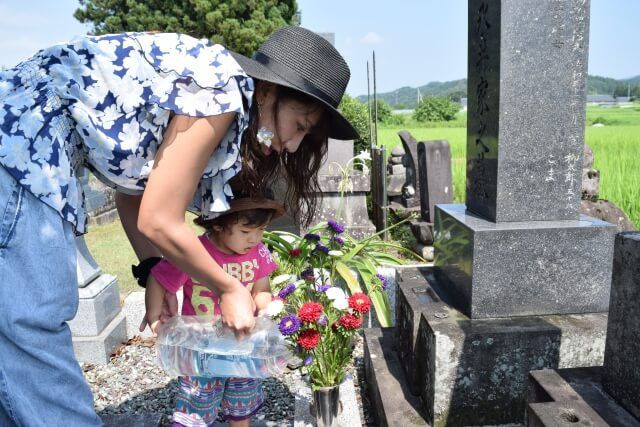 葬儀 墓参り ブログ01